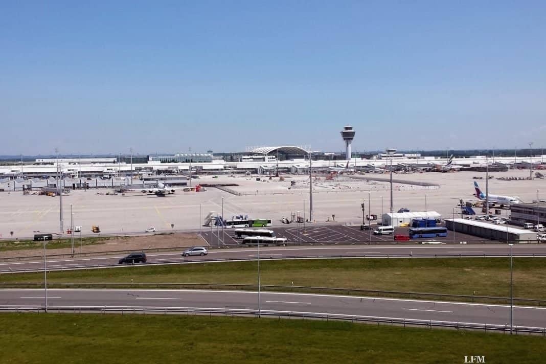 Flughafen München auf Platz 5 der Welt