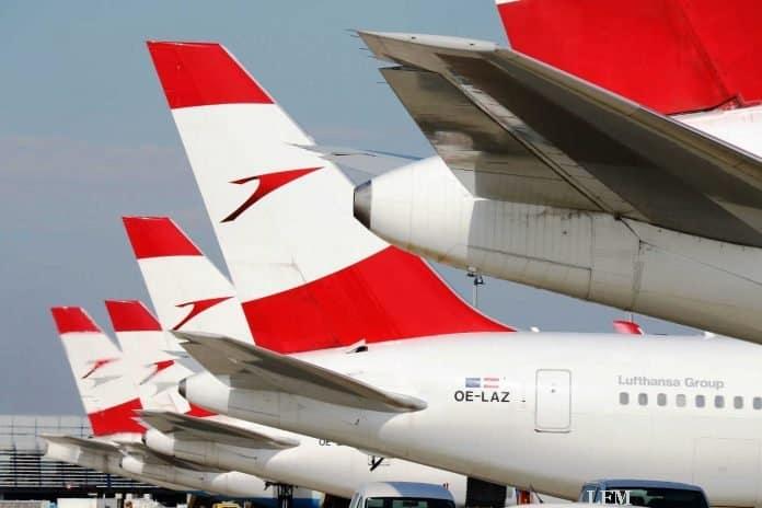 Austrian Airlines & Eurowings: Flugverkehr abgestimmt