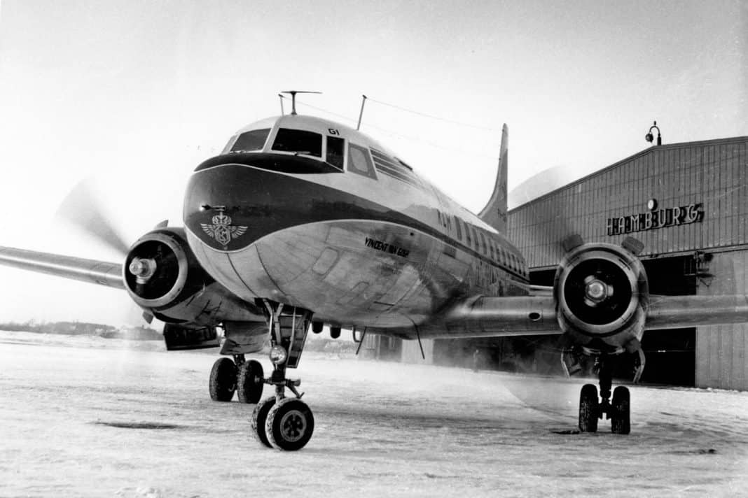 KLM Royal Dutch Airlines wird 100 Jahre alt.