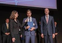 MTU Aero Engines vergibt Wolfgang Heilmann Preis an Sven Hoffmann