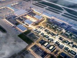 Flughafen BER: Büro- und Gewerbeland