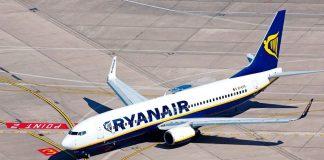 Ryanair biete Billigflüge von Mailand und Berlin nach Tallinn