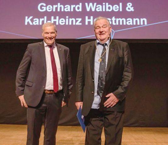 DGLR eehrt Gerhard Waibel mit Otto-Lilienthal-Medaille