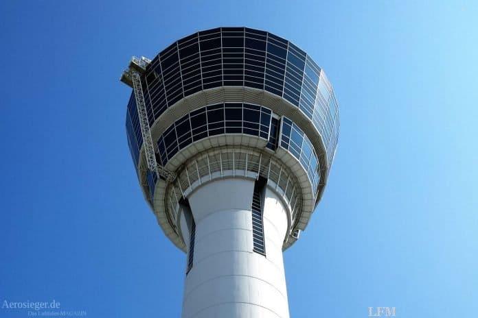 Flughafen München: ILS-Messflüge für die Südbahn 08R