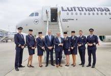 """Lufthansa nennt ihren ersten Airbus A321neo """"Aachen"""""""