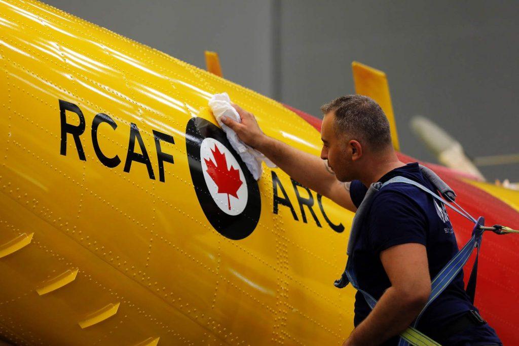 Airbus C295 für die Royal Canadian Air Force
