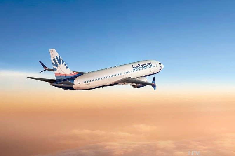 SunExpress steigert Flüge nach Antalya ab Bremen