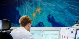 Controller am Flughafen Zürich