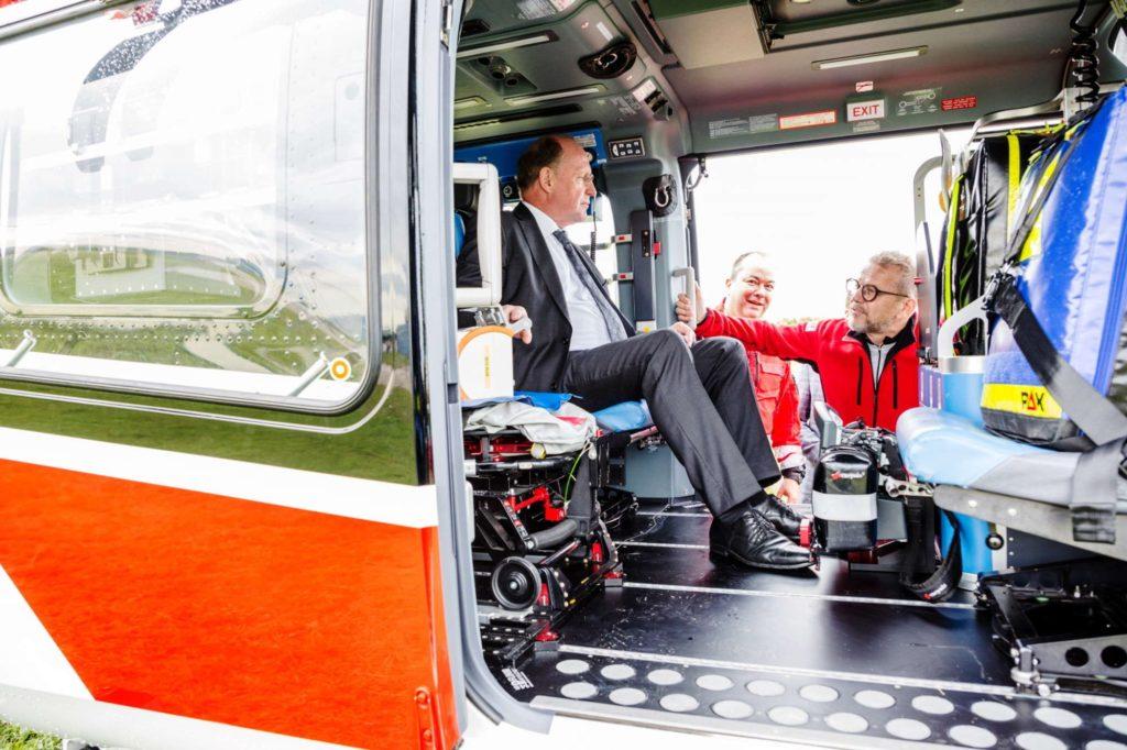 DRF Luftrettung Stuttgart: 25.000 Einsätze und 30 Jahre