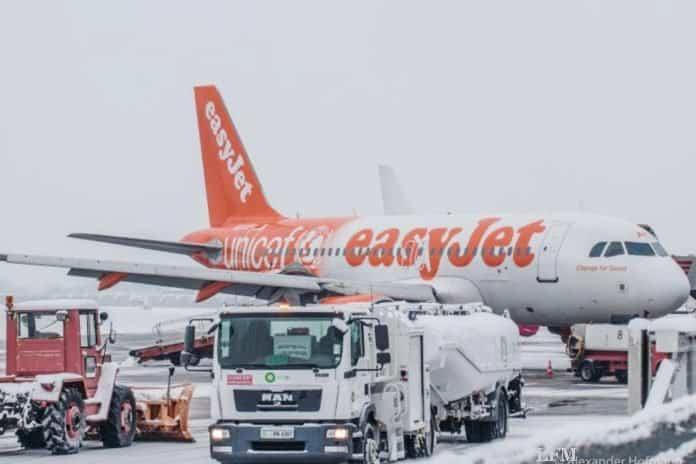 Flughafen Friedrichshafen: Sommerziele auch im Winter