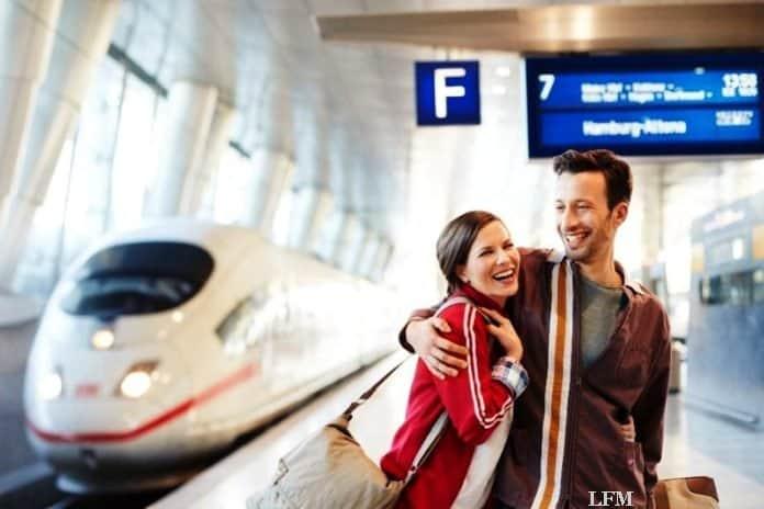 Lufthansa und DB bauen ICE-Zubringer nach Frankfurt aus