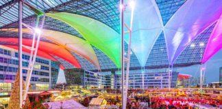 Flughafen München lädt zum Winter- und Weihnachtsmarkt