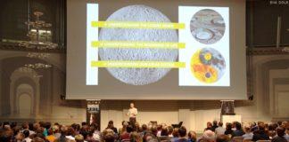 Apollo-Veteran bei Raumfahrtkonferenz in Stuttgart