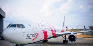 Pink Plane: Delta setzt Boeing 767-400ER für BCRF ein