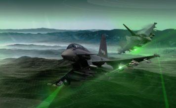 ECR Eurofighter Kampfflugzeug mit Mehrrollen-Fähigkeit