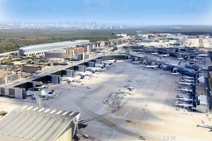 Flughafen Frankfurt verzeichnet Passagierplus im Oktober