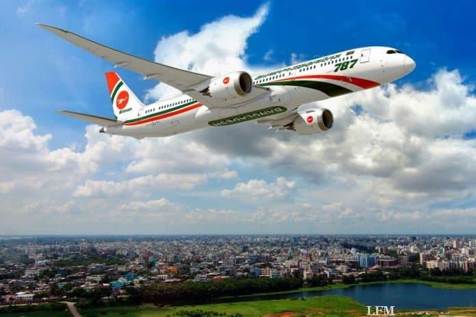 Biman Bangladesh Airlines bestellt größere Dreamliner für ihre Flotte