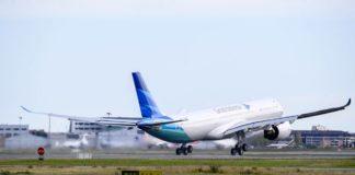 Garuda Indonesia bekommt ersten Airbus A330-900
