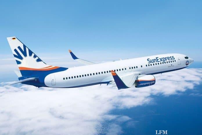 Boeing 737 NG von SunExpress