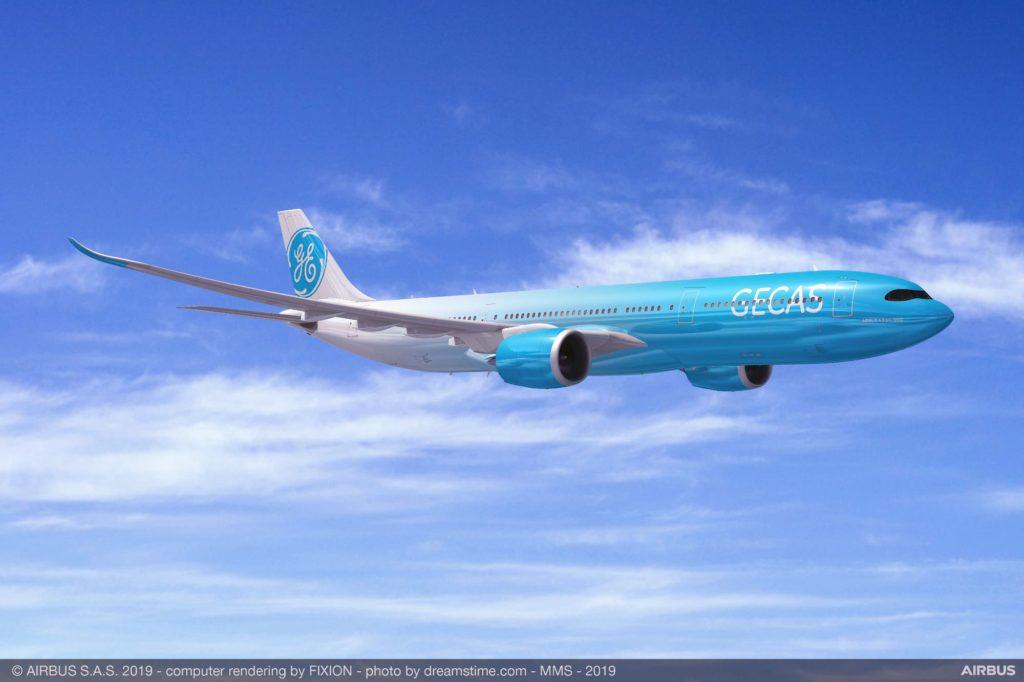 GECAS bestellt Airbus A321XLR und A330neo
