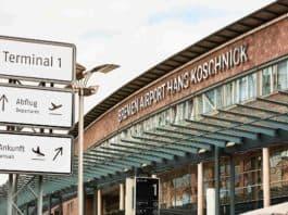 """Flughafen Bremen """"Hans Koschnick"""""""