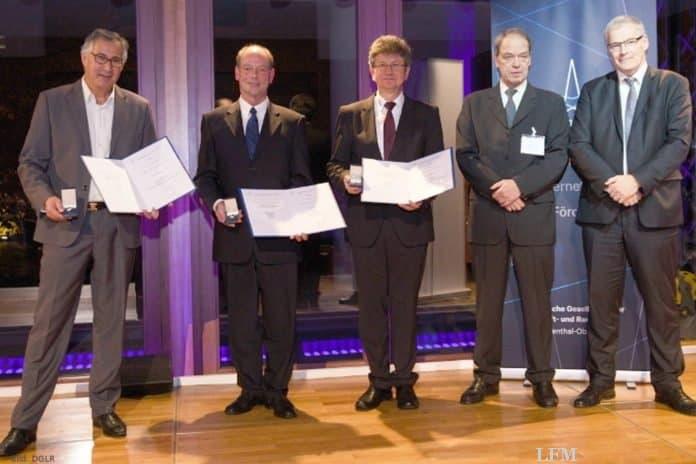 Airbus H160-Team für Hubschrauber-Rotor ausgezeichnet