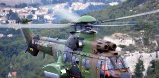 Heli-Union übernimmt Wartung für französische Hubschrauber H225M Caracal und Cougar