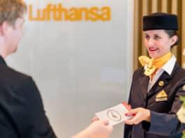 Lufthansa City Center bietet Upgrade zum Fixpreis