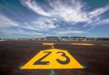 Vorfeld Flughafen Hamburg: Achte Bauphase abgeschlossen