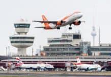 Flughäfen Berlin erzielen Passagieranstieg per November