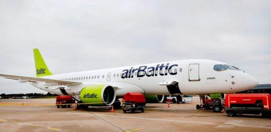 airBaltic verbindet Hamburg mit Tallinn und Vilnius