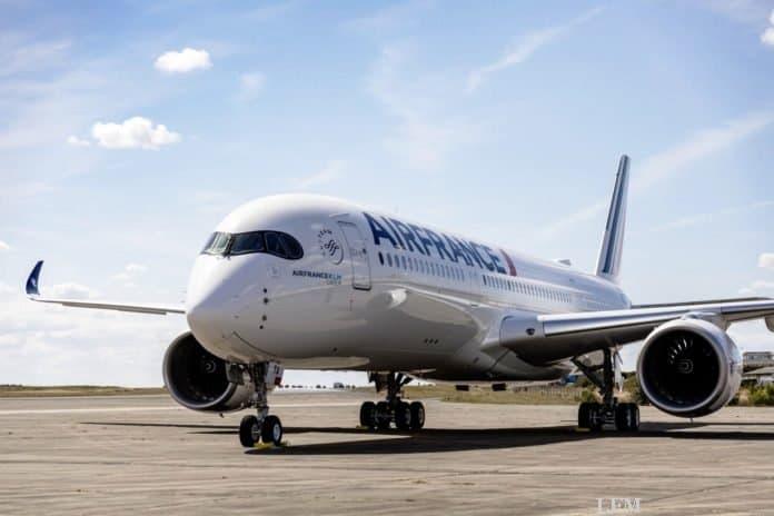 Air France-KLM kauft weitere Airbus A350 XWB