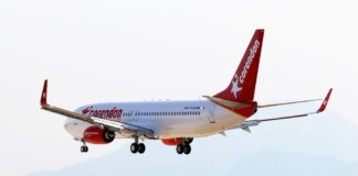 Corendon Airlines fliegt in die Türkei ab Weeze Airport