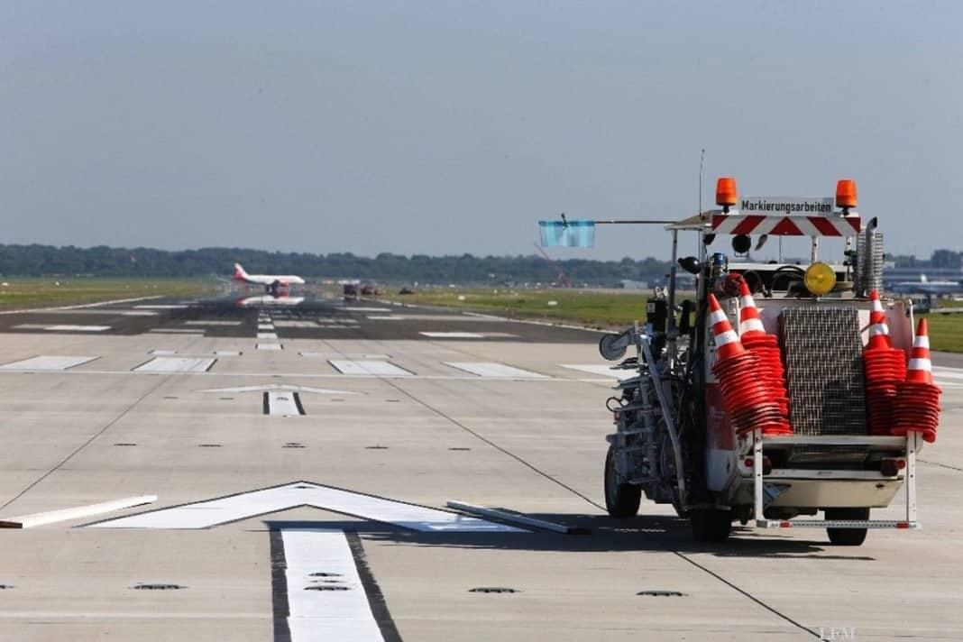 Flughafen Hamburg kündigt bereits Bahnsperrungen wegen Wartungs- und Instandhaltungsarbeiten für das kommende Jahr an.