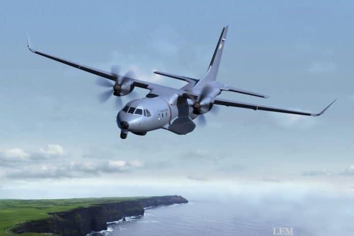 Irland will Airbus C295 für Küstenüberwachung einsetzen
