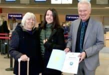 Baden-Airpark: Passagierrekord mit 1,3 Mio. Fluggästen