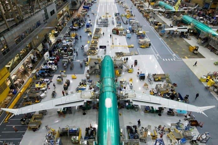 Boeing stoppt Bau der 737 MAX