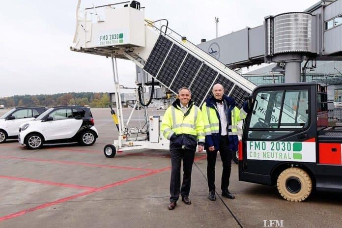 Flughafen Münster/Osnabrück: Finanzierung bis 2025