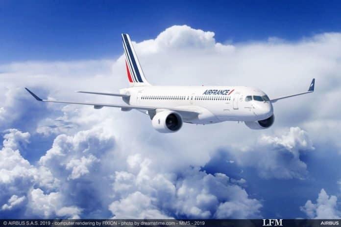 Air France-KLM bestellt 60 Airbus A220