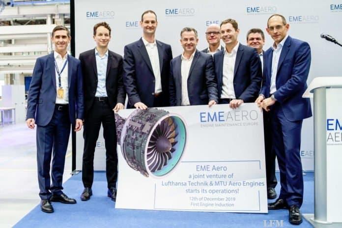 EME Aero für GTF-Instandhaltung zertifiziert