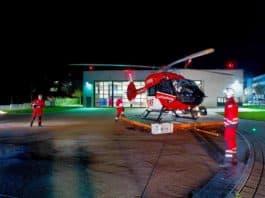 """Hubschrauber """"Christoph Regensburg"""" weiter rot-weiß"""