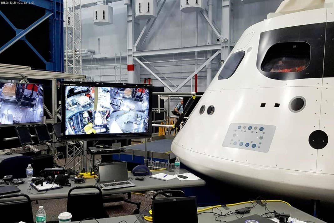 Frauen im All: DLR leitet Forschung bei erster Mondreise