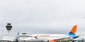 Azimuth Airlines fliegt München und Krasnodar mit Superjet 100