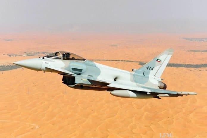 Kuwait erhält Eurofighter mit neuester Technik