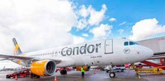 Condor stationiert Airbus A320 in Berlin