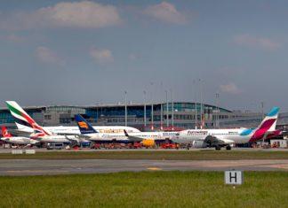 Flughafen Hamburg verzeichnet stabile Flugpassagierzahlen