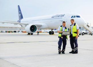 Personalsuche bei Lufthansa: 4.500 Neueinstellungen