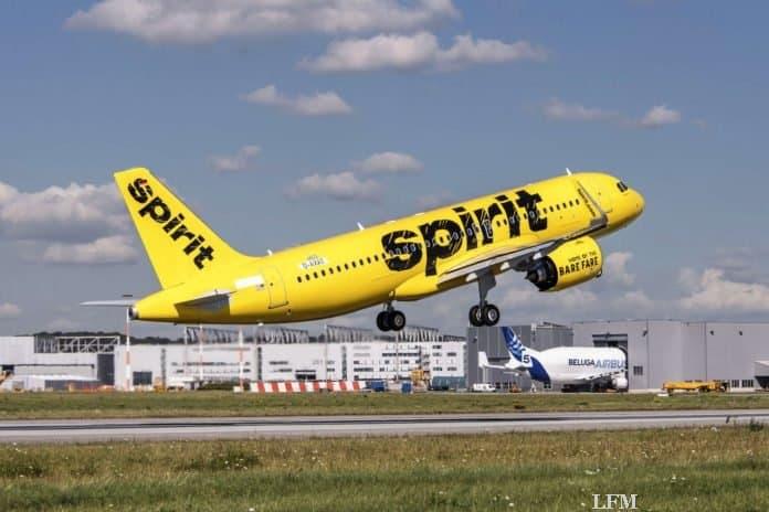 Spirit Airlines bestellt 100 Airbus A320neo