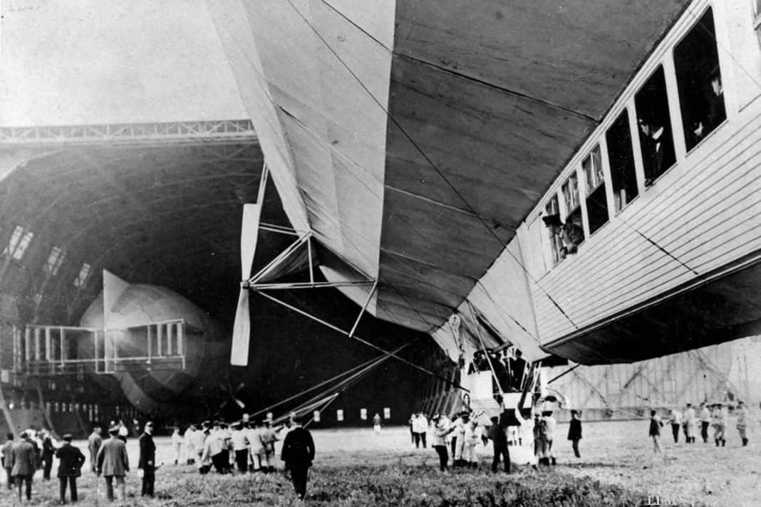 Flughafen Hamburg wurde 109 Jahre alt