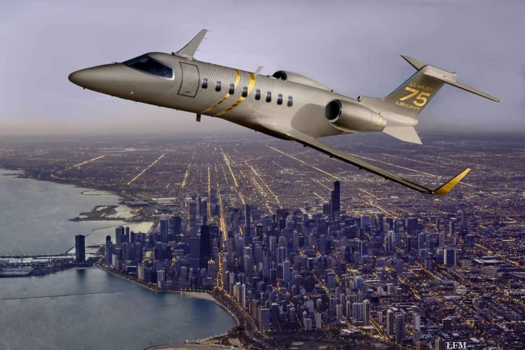 Avionik Garmin G5000 für die alten und neuen Learjets
